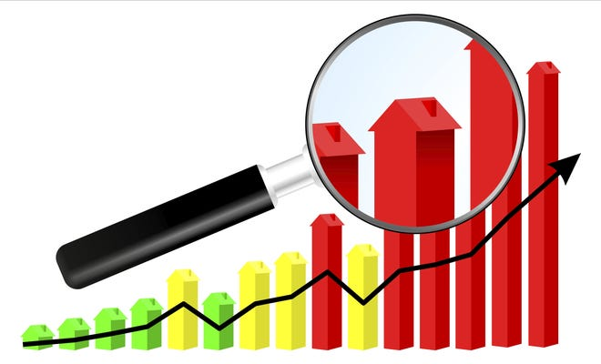 According to the Northeast Florida Association of Realtors, August was the third consecutive month in which local home sales topped more than 3,000 transactions.