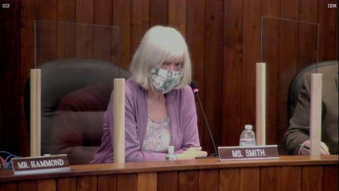 Oak Ridge City Council member Ellen Smith.
