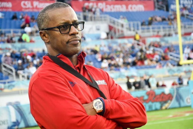 Florida Atlantic coach Willie Taggart