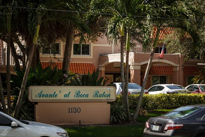 Avante of Boca Raton was one of 23 COVID-19 isolation centers chosen by the state desipte being on the state's watch list in November.