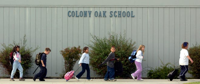 Colony Oaks  Elementary School in Ripon.
