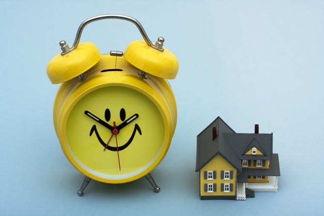 Some people nearing retirement might choose to refinance their home.
