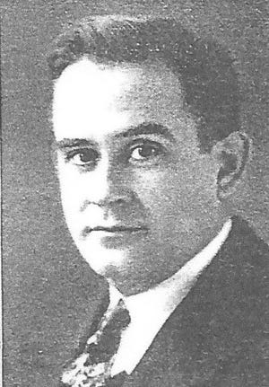 Superintendent Perry Carmichael, hired in 1932, was the center of controversy in the summer of 1934.