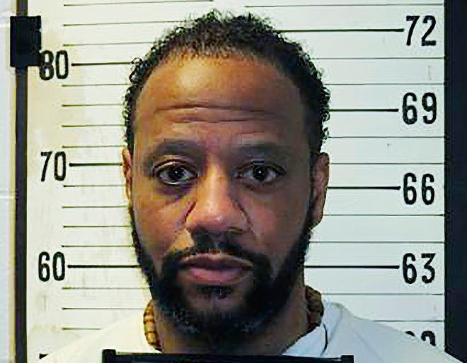 This undated photo provided by the Tennessee Department of Correction shows Pervis Payne. A new report by a think tank examining executions in the U.S. says death penalty cases show a long history of racial disparity, from who is executed to where and for what crimes. The report also details several case studies in which race may be playing a role today, including Payne, accused of the 1987 stabbing deaths of Charisse Christopher and her 2-year-old daughter, Lacie Jo.  [Tennessee Department of Correction via AP]