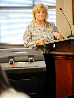 The Etowah County Absentee Elections Office has had more than 1,100 applications, according to Circuit Clerk/Absentee Election Manager Cassandra Johnson, who says she expects the final number to double any previous presidential election.