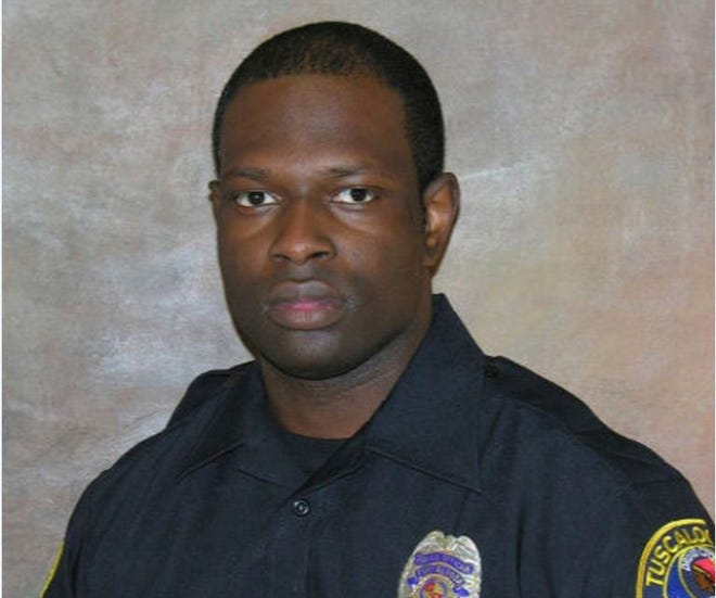 Tuscaloosa Police Department Investigator Dornell Cousette, 40, was killed in the line of duty on Sept. 16, 2019, while attempting to serve warrants against a wanted suspect at a home on 33rd Avenue. [Submitted photo]
