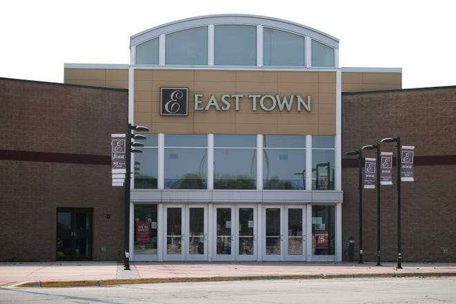 East Town Mall, 2350 E. Mason St., is for sale for $2 million.