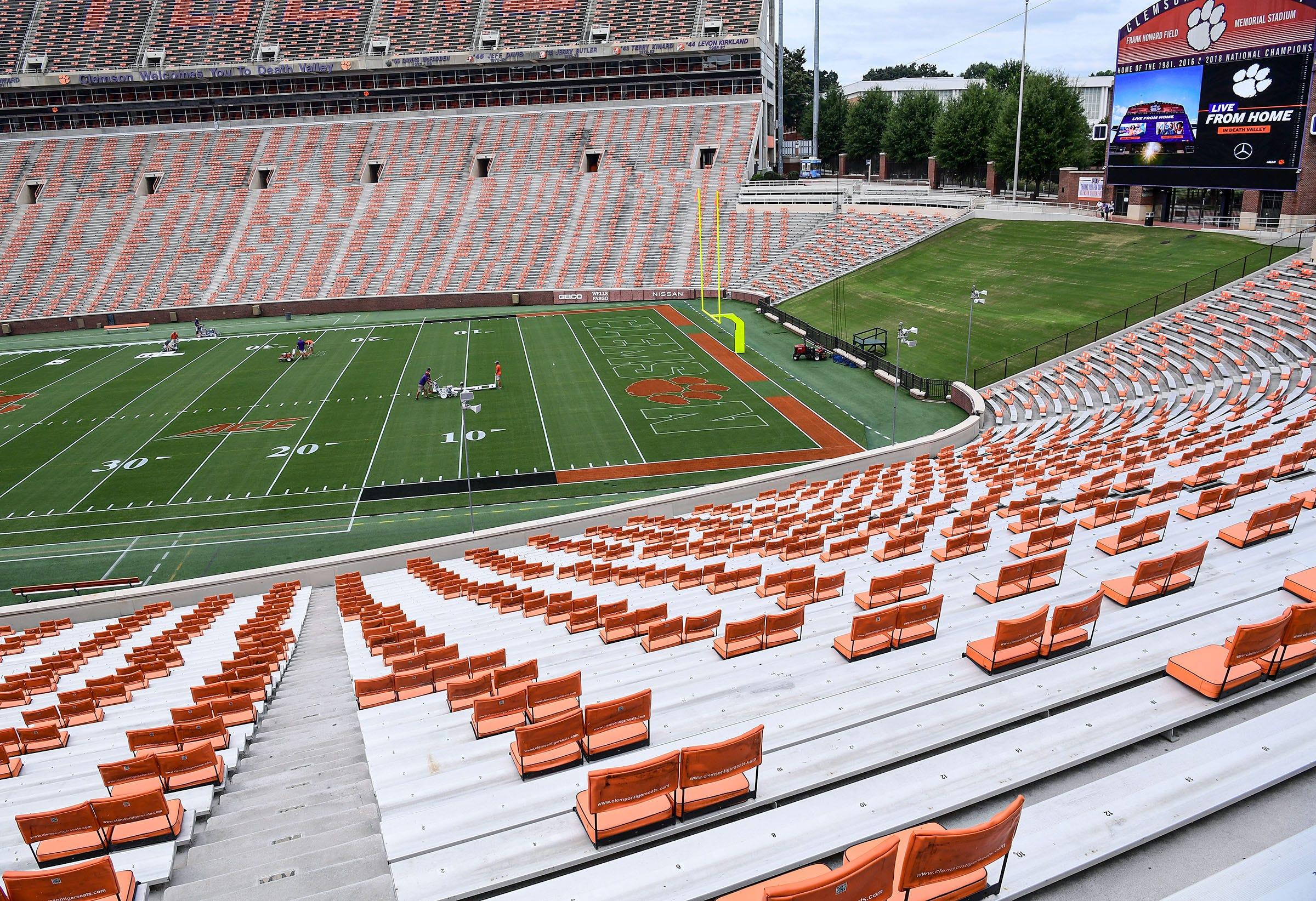 Clemson Football Vs Virginia Tech Live Updates Photos And Reactions