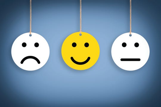 Coping effectively with problems, and feeling hope and joy in the face of problems, is a sign of good mental health