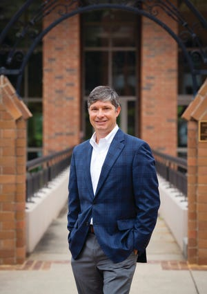 David Padilla is the new Head of School at Chirst Church Episcopal School in Greenville.