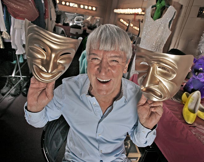 Ron Spencer was best known for his work with Theater on the Square.