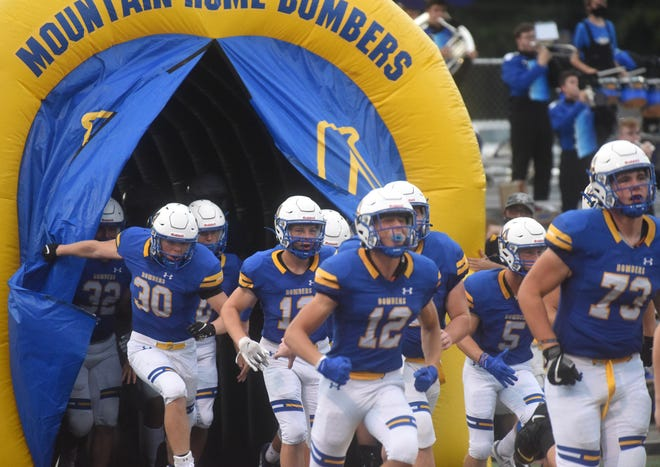 The Mountain Home Bombers host the Batesville Pioneers at 7 p.m. Friday in their final nonconference game of the season.