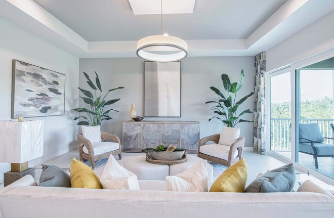 Grand coach homes Montserrat model in Antilles is completed and ready for viewing.