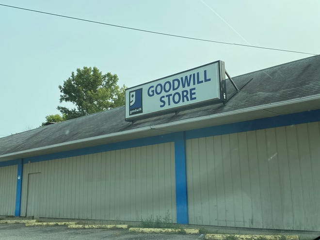 Goodwill Store in Buckeye Lake