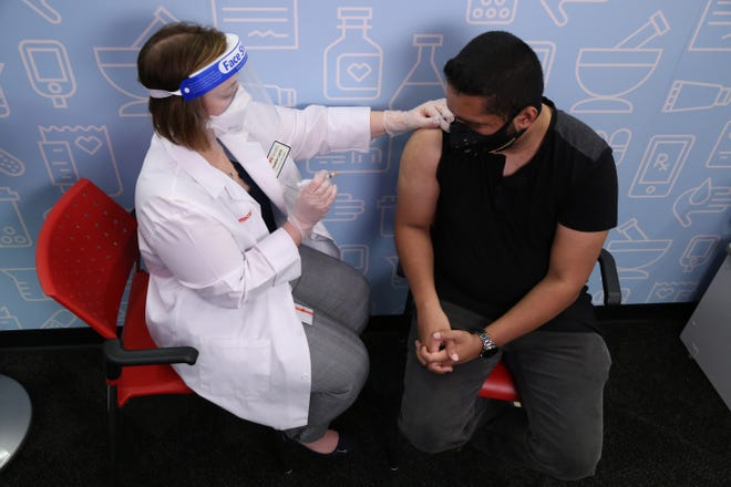 Flu shots are now available at the nearly 10,000 CVS Health pharmacies and more than 1,100 CVS MinuteClinic locations across the country.
