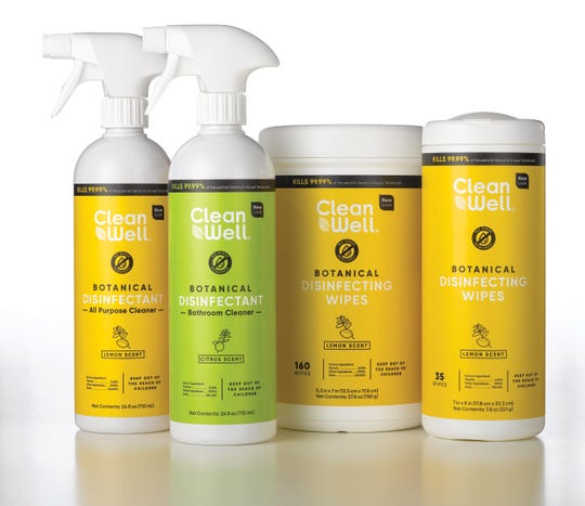 Clean Well products