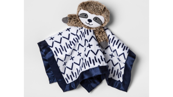 Best gifts for babies: A sloth that's also a blankie