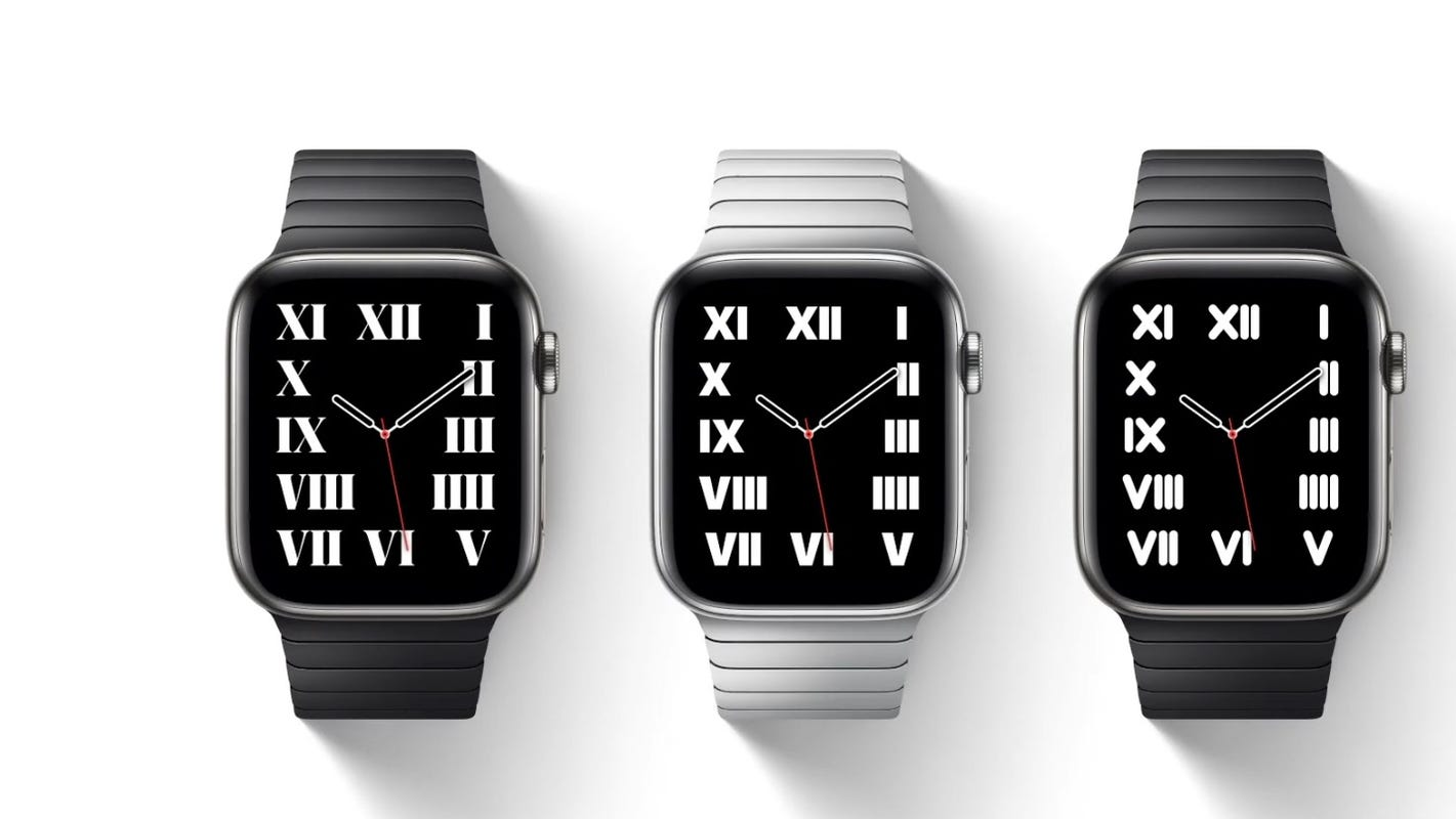 Apple announces two new Apple Watches, iPad and subscription services