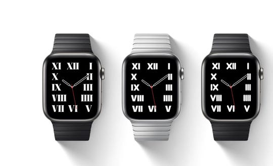 New typefaces for Apple Watch