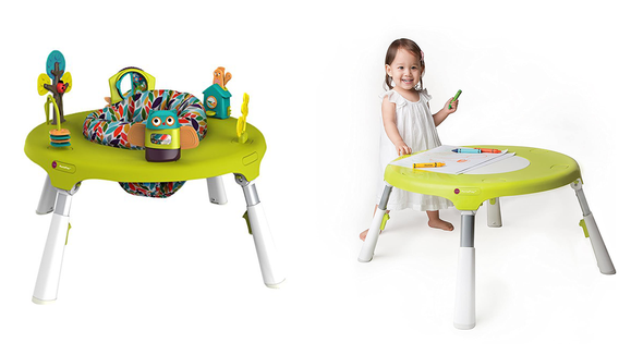 Best gifts for babies: An activity table that lasts