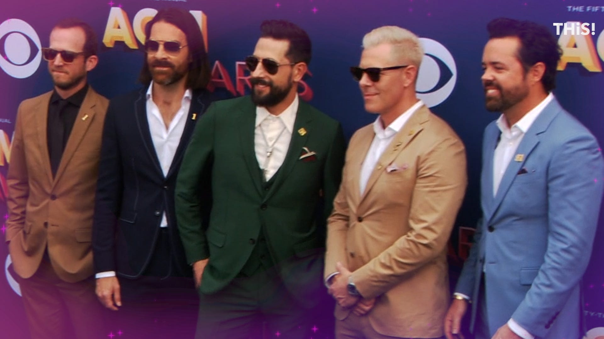 Old Dominion plans to live together and record a new album after the 2020 ACMs
