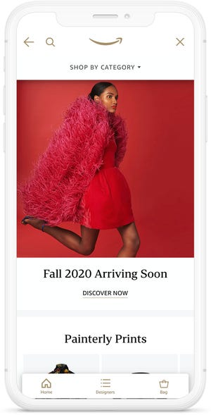 American fashion house, Oscar de la Renta, unveils the first store featuring its Pre-Fall and Fall/Winter 2020 collections.
