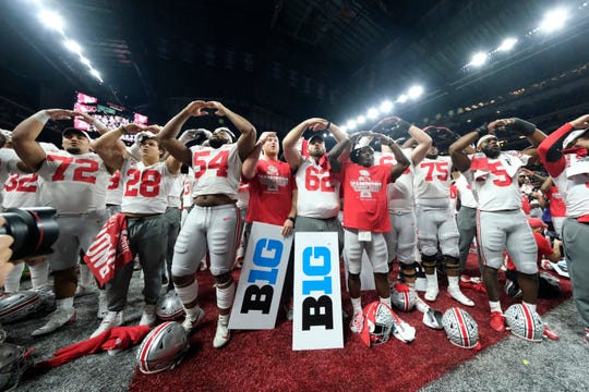 The Big Ten has previously said it will not consider playing football until 2021 after postponing fall sports.