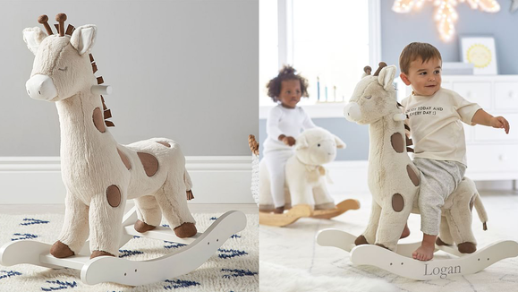 Best toys for babies: A beautiful rocker