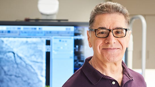George Sukara is one of many patients who has received a life-saving treatment at the nationally-recognized Summa Health Heart and Vascular Institute.