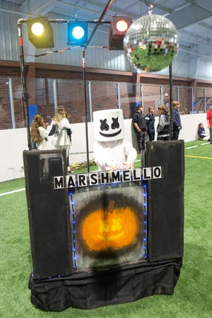 The Tallmadge Recreation Center was filled with people of all ages in costumes at last year's Halloween Street Dance. The COVID-19 pandemic  has resulted in the cancellation of this year's event.