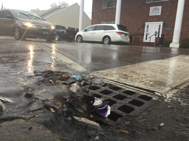 Warminster supervisors approved a $6 million sale of it's storm sewer system last Thursday to the Warminster Municipal Authority. A national program to reduce storm water pollutants to storm sewers, like this one in North Carolina, will likely include costly repairs and additions to existing infrastructure.