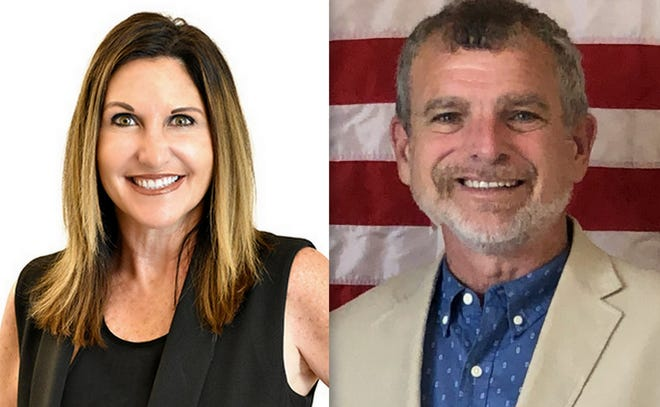 Palm Coast mayoral candidates Milissa Holland, the incumbent, and Alan Lowe are among 2020 election hopefuls invited to the Flagler Tiger Bay forum.