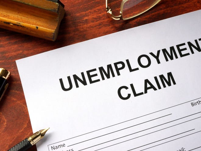 Unemployment claims were up in Missouri in August.
