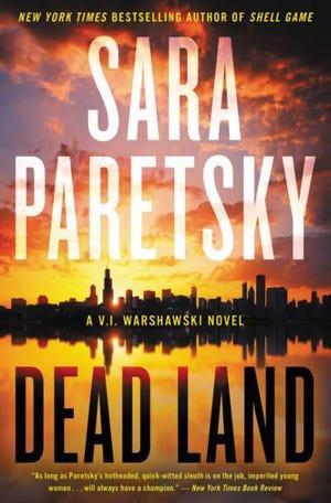 """""""Dead Land"""" by Sara Paretsky"""