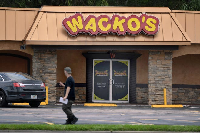 The owners of Wacko's Gentelman's Club on Emerson Street were the lead plaintiffs in a federal lawsuit challenging parts of a Jacksonville human-trafficking ordinance that raised the minimum age of adult entertainment dancers to 21.