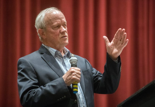 U.S. Rep. Jerry McNerney, D-Stockton, hosted a virtual town hall Tuesday on the U.S. census and what voting will look like in the era of COVID-19.