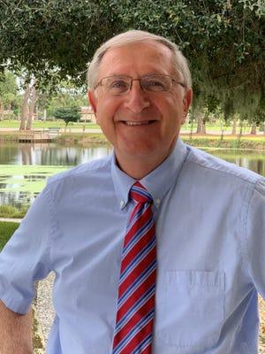Mark Pienkos, a Sarasota Democrat, is running for Sarasota County District 1.