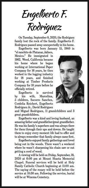 Obituary: Engelberto Rodriguez