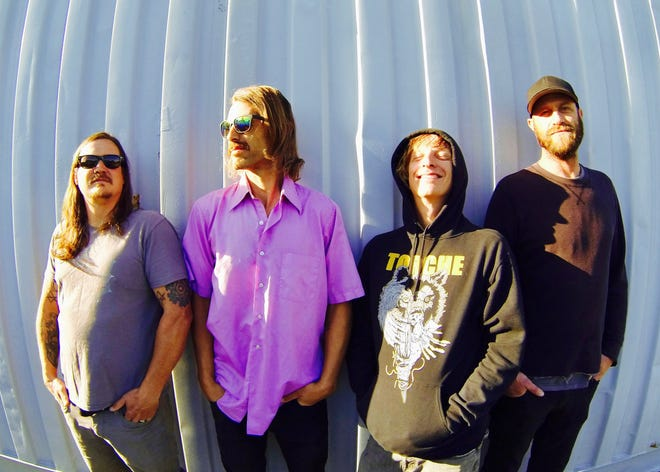 Wilmington rockers ASG will play a livestream show for Reggie's 42nd Street Tavern 8 p.m. Sept. 25.