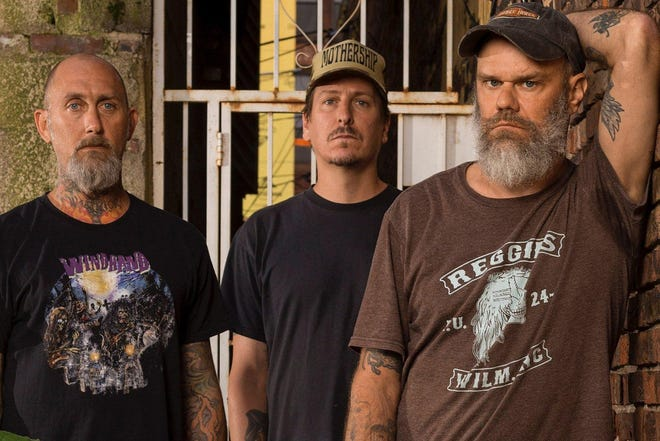 Wilmington rockers Weedeater will play a live-stream show for Reggie's 42nd Street Tavern 8 p.m. Sept. 25.