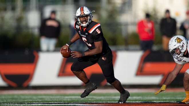 Campbell quarterback Hajj-Malik Williams was named FCS Player of the Week after a season-opening 27-26 loss at FBS Georgia Southern in which he had 310 yards of total offense (237 passing, 73 rushing) with three touchdowns.