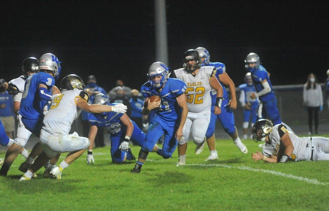 It's a must-win game in Week 4 for Cody Taylor and the Royals.