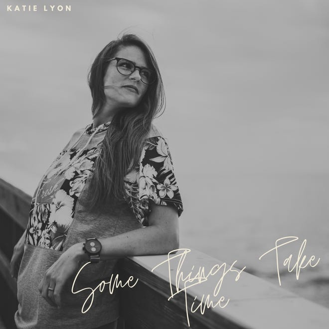 """Katie Lyon's new EP, """"Some Things Take Time"""""""