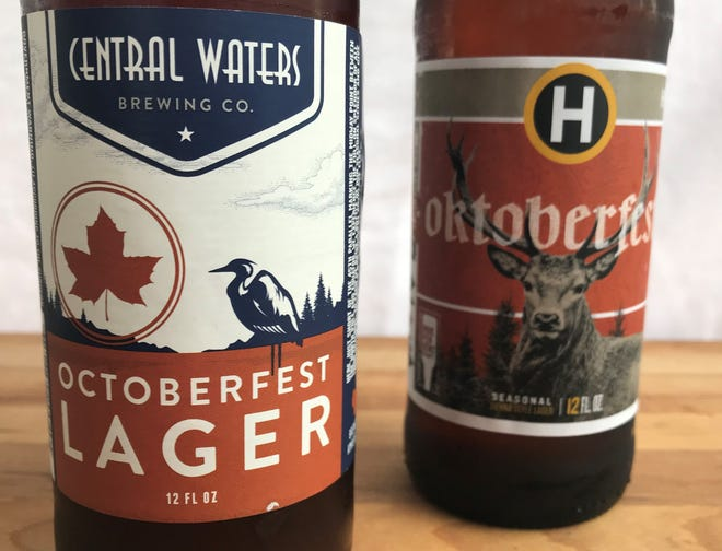 Central Waters Octoberfest Lager garnered more votes than Hinterland Oktoberfest in the final round of our Wisconsin Craft Beer Oktoberfest Bracket.
