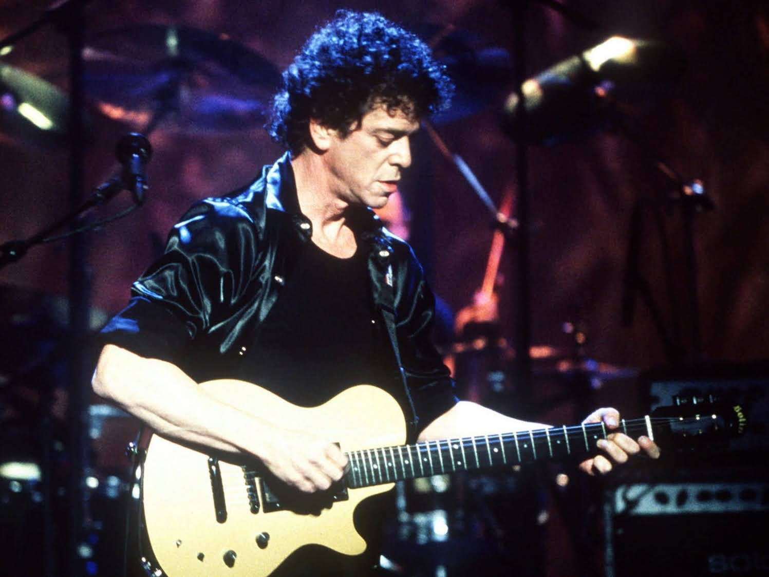 Lou Reed and John Mellencamp shared an Indiana stage in 1987. Now you can watch the show.