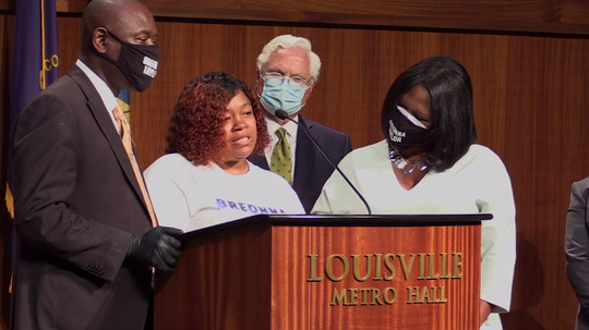 Breonna Taylor's family dismayed by indictment: 'I'm mad as hell because nothing's changing'