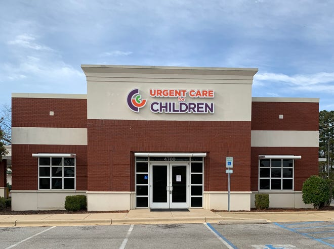 Urgent Care for Children currently has six Alabama locations, including Tuscaloosa.