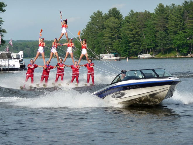 The Tommy Bartlett Water Show celebrated its 60th year in 2012.  This summer's shows were canceled because of the pandemic; now they're canceled for good.