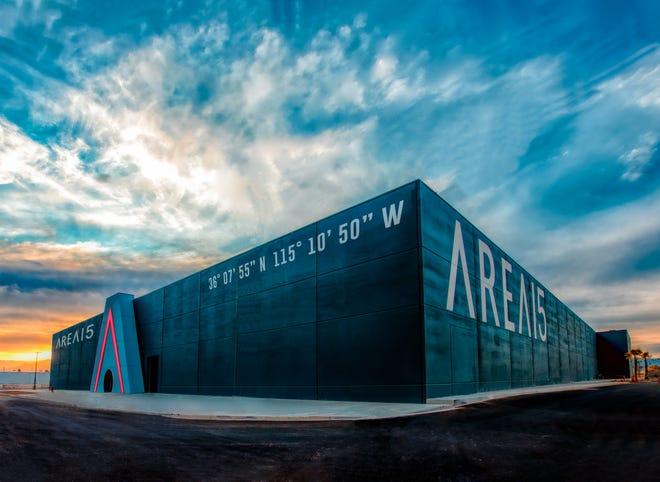 AREA 15 opens Sept. 17 in Las Vegas.