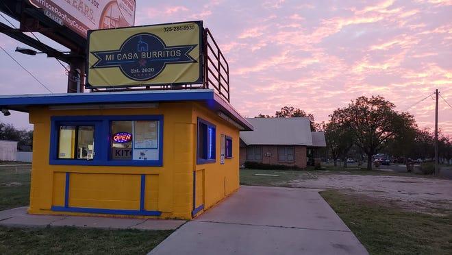 Mi Casa Burritos, 2104 N. Chadbourne, had their grand opening Wednesday, Sept. 16, 2020.
